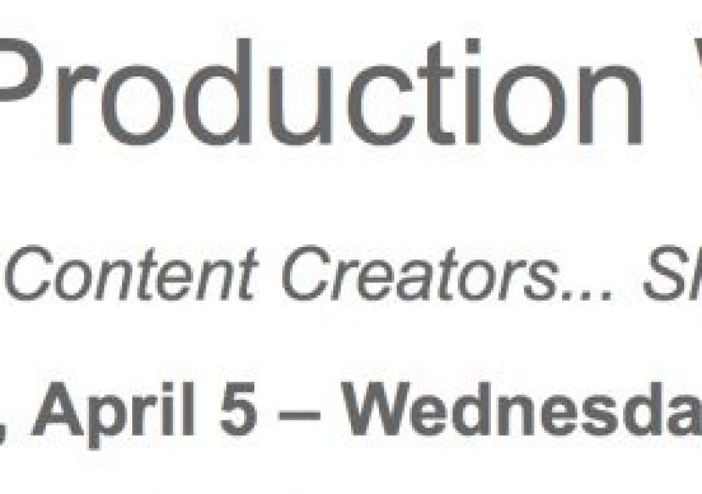My NAB 2014 Post|Production World sessions 7