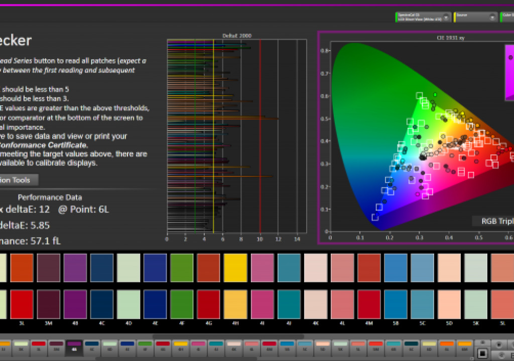 SpectraCal Releases Free ColorChecker Software 5