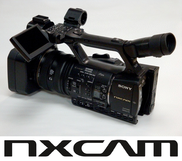 Sony launches NXCAM tapeless camera family 4