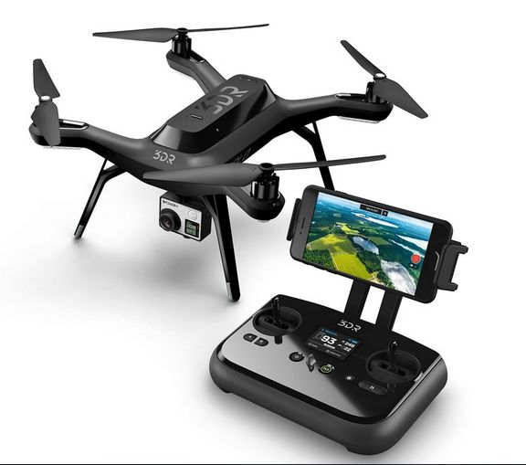 3DR Announces the Solo at NAB Show 2015 13