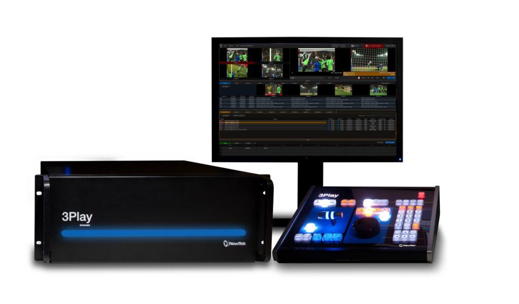 NewTek Unveils 3Play 4800 3