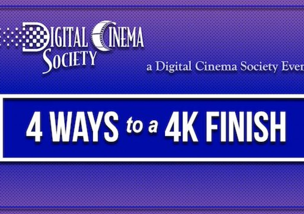 Exploring 4 ways to reach a 4K Finish 1