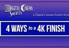 Exploring 4 ways to reach a 4K Finish