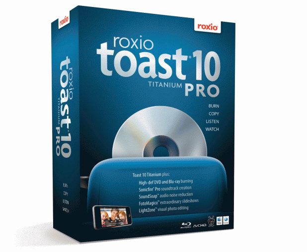 Toast 10 Titanium Pro package: a great upgrade 1