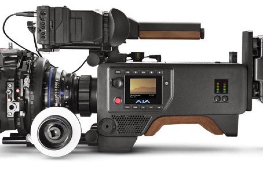 AJA Debuts CION: 4K/UHD/2K/HD Professional Camera 3