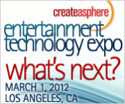 HP and Intel To Unveil a Revolutionary New Product at Createasphere's Entertainment Technology Expo 1