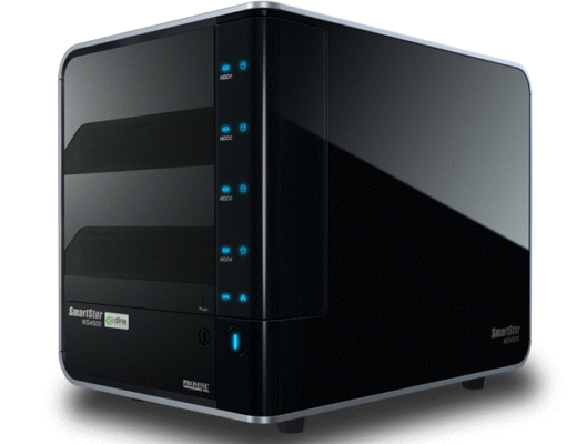 Promise invades video DAS RAID market with SmartStor DS4600 1