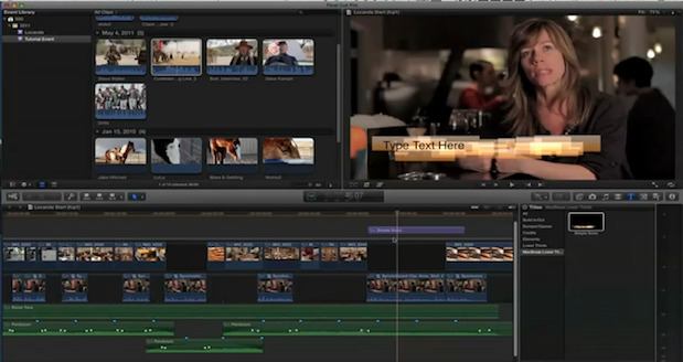 Publishing Motion 5 Projects to FCPX 1
