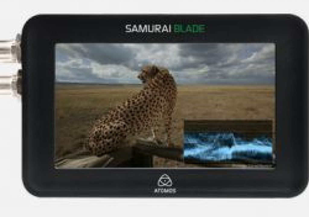 Atomos Samurai Blade Available for Under $1000 3