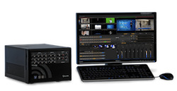 NewTek commits to adding internal waveform monitor to TriCaster 40 3