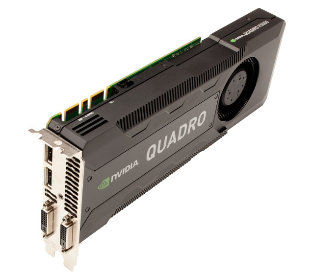 NVIDIA K5000 - Next step in GPU power and tech 17