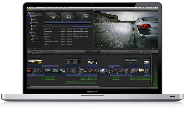 FCP7 back for Enterprise/new features for FCPX within weeks 1