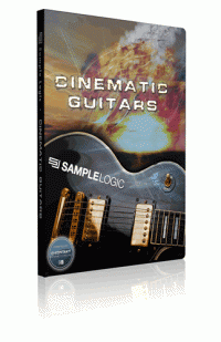 Sample Logic's Cinematic Guitars 5