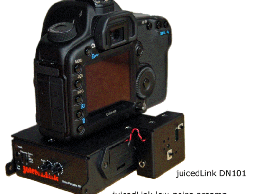 JuicedLink launches benign method of defeating AGC in hybrid cameras 7