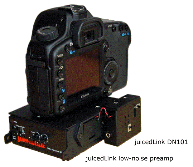 JuicedLink launches benign method of defeating AGC in hybrid cameras 3