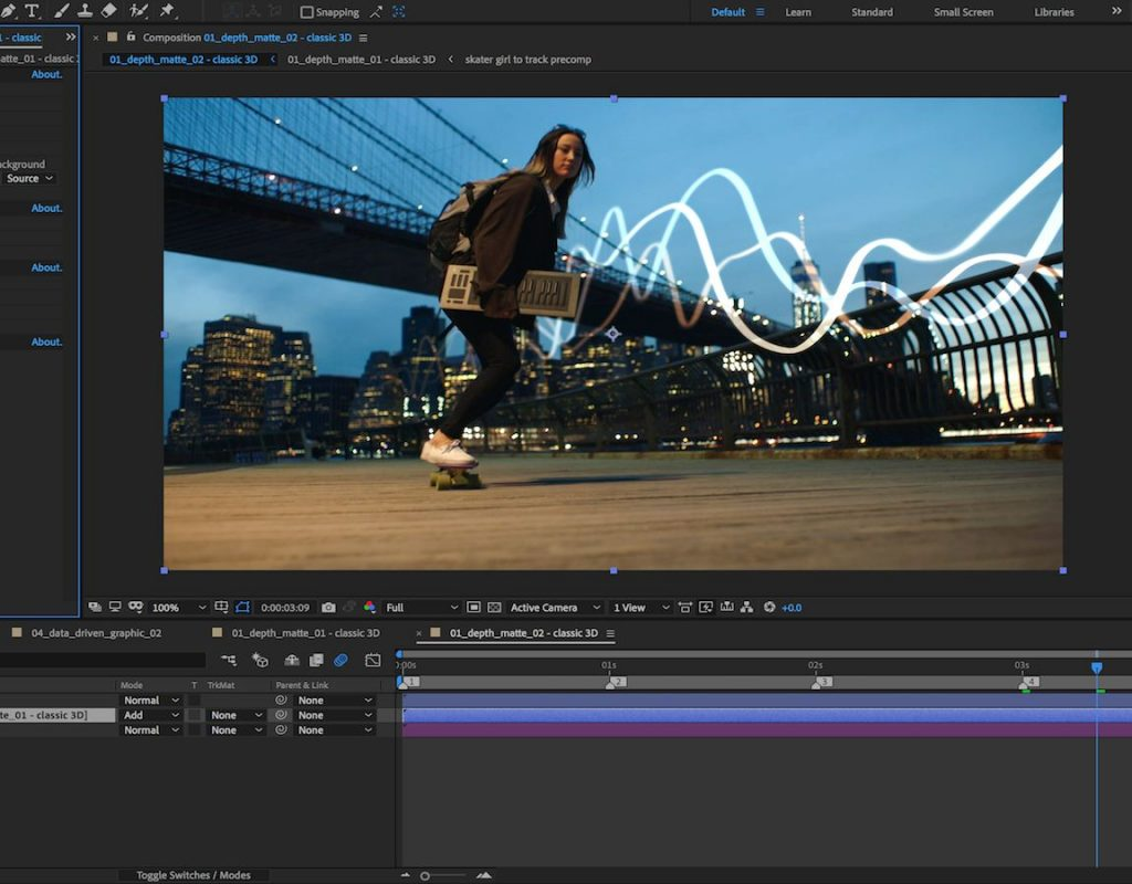 After Effects + Creative Cloud 2019 1