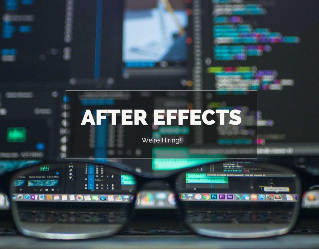 After Effects News 2018 December 30 1