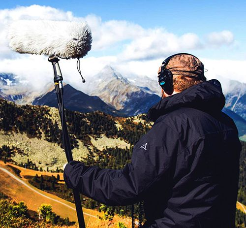 How to record great location sound without a boom operator 17