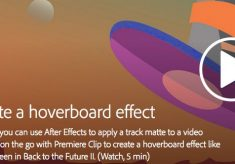 Back to the Future: Creating Your Own Hoverboard Effect