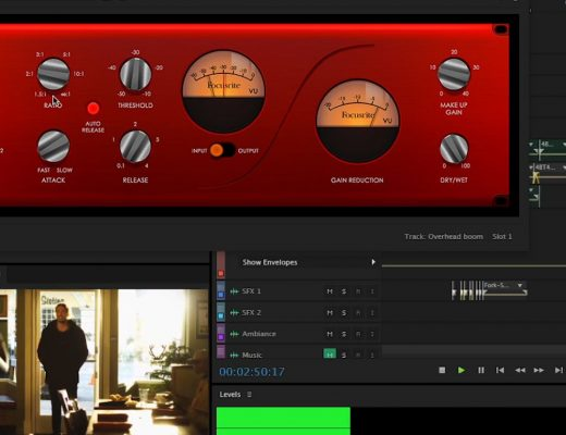 Compression: the editor's secret weapon for taming audio 6