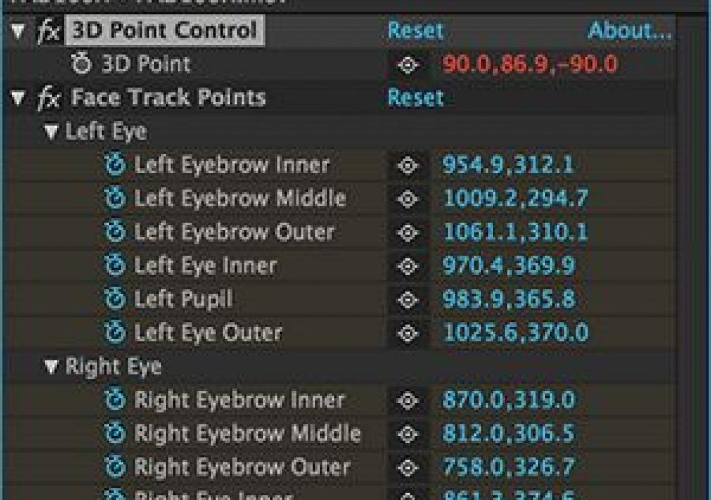 Measuring Rotation in After Effects 1