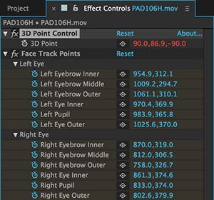 Measuring Rotation in After Effects 14