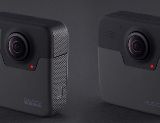 First Look: GoPro Fusion 360 Cam & Software 1