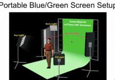 Basic Lighting Setups for Green Screen