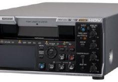 Universal HDV deck (almost)