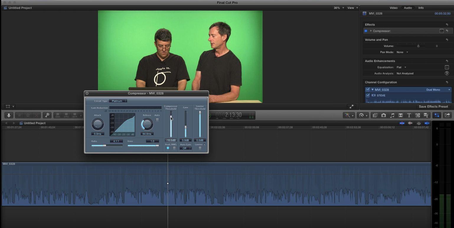 MacBreak Audio Workflow 7