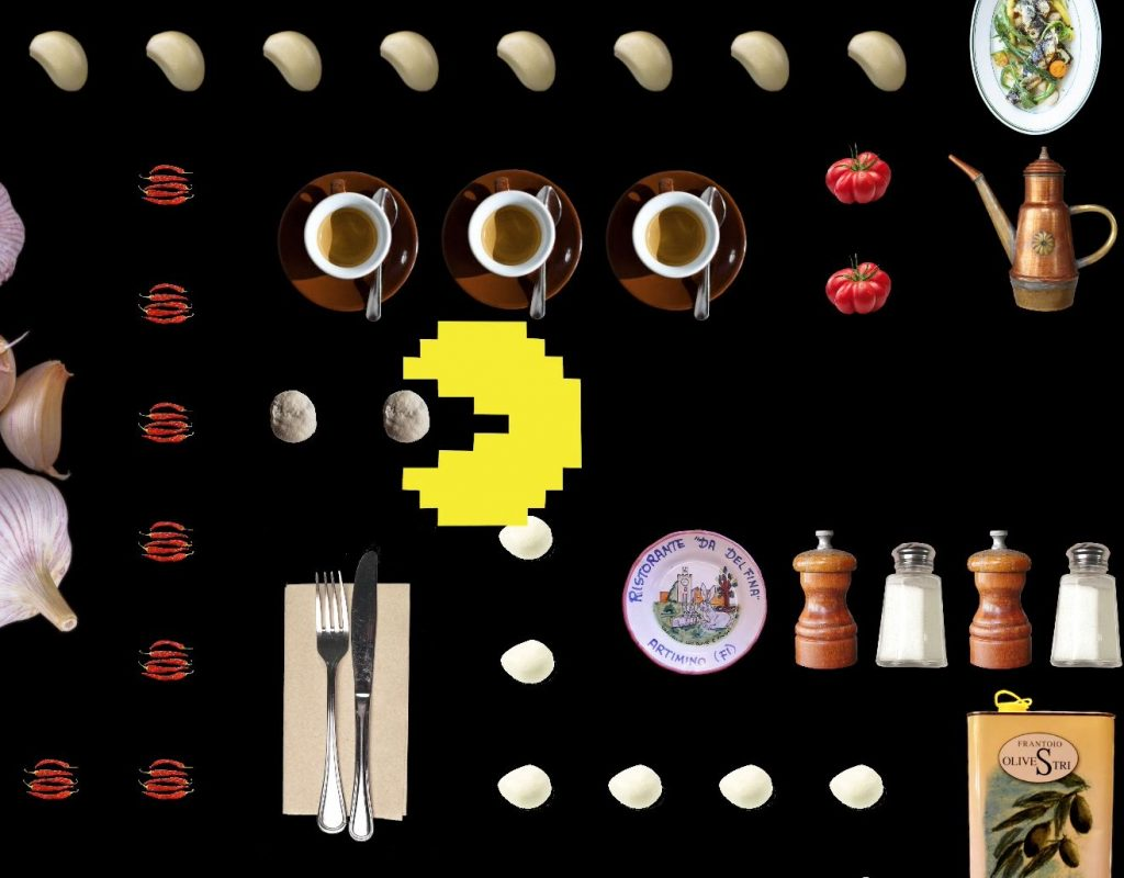 Creating an animated Pac-Man in Motion 1