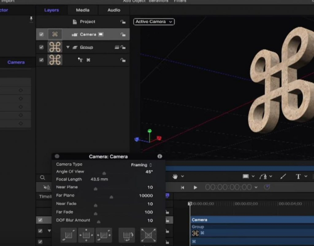 Symbols & Symbol Fonts in Motion and Final Cut Pro X 1