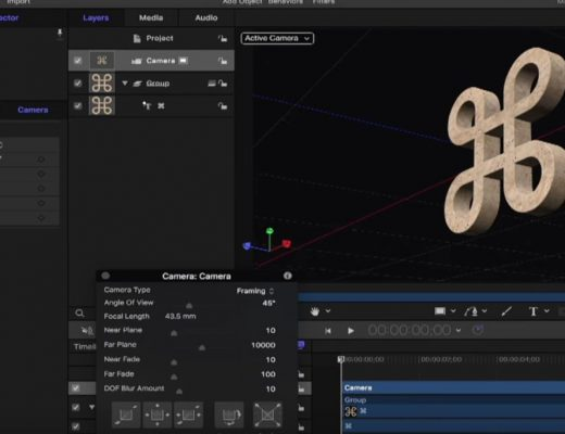 Symbols & Symbol Fonts in Motion and Final Cut Pro X 3