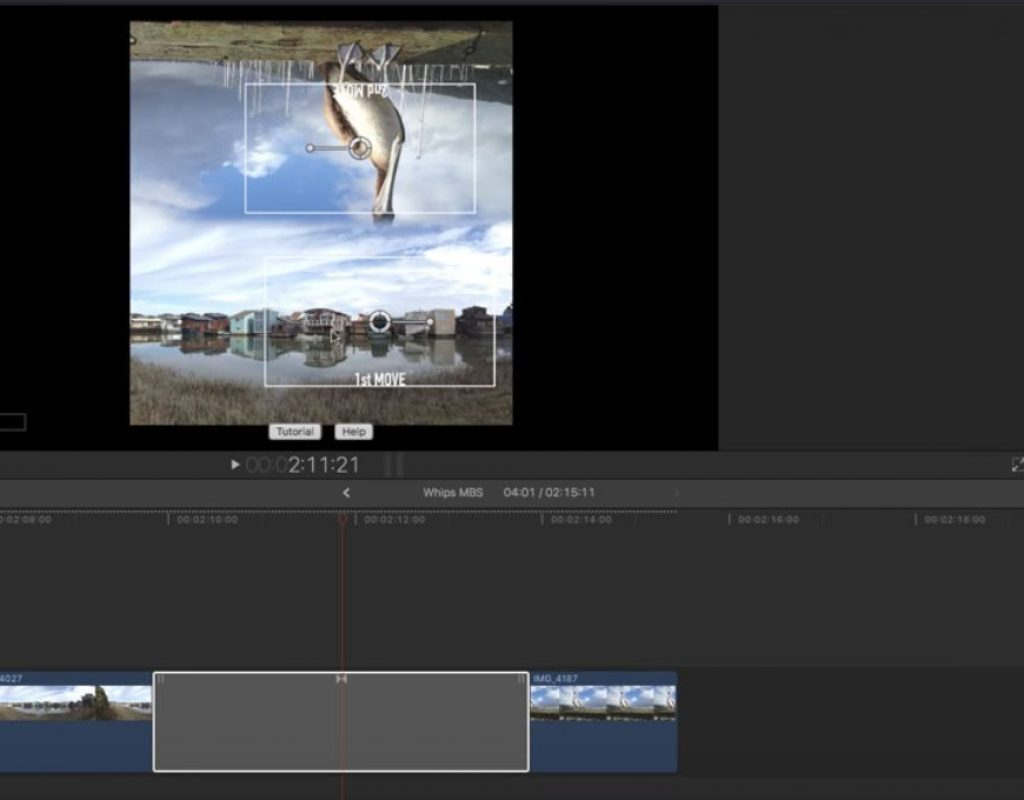 Ripple Whips & Ken Burns in Final Cut Pro X 1