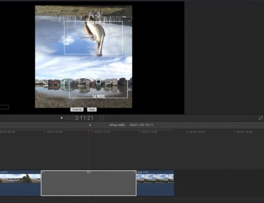 Ripple Whips & Ken Burns in Final Cut Pro X 23