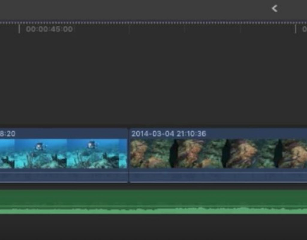 Creating Moveable Markers in Final Cut Pro X 1