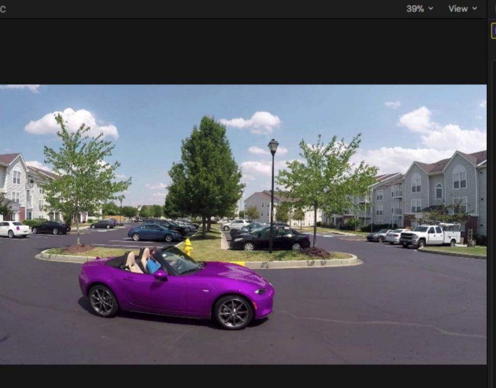 Awesome Hue Sampling in Final Cut Pro X 1