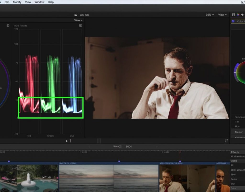 Working with Camera LUTs and Creative LUTs in Final Cut Pro X 1