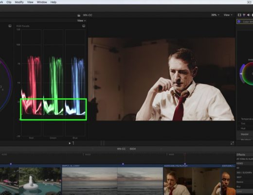 Working with Camera LUTs and Creative LUTs in Final Cut Pro X 3