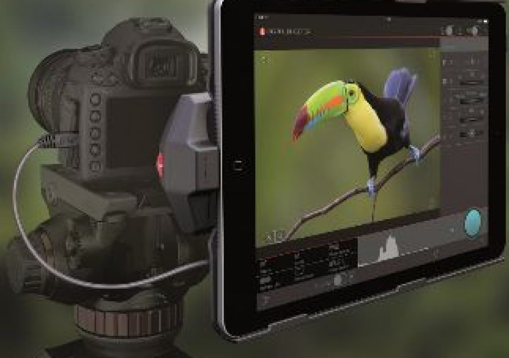 AT NAB 2015 MANFROTTO PRESENTS: DIGITAL DIRECTOR Workflow management processor 1