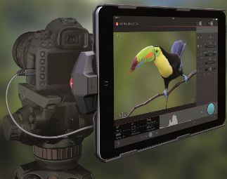 AT NAB 2015 MANFROTTO PRESENTS: DIGITAL DIRECTOR Workflow management processor 5
