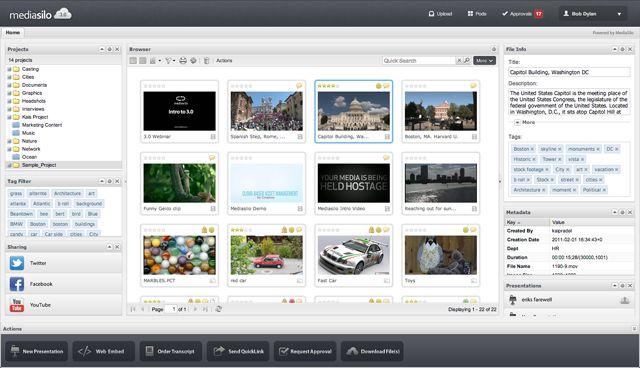 MediaSilo_Main_ScreenShot_1.png