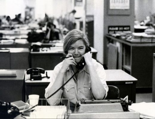 "ART OF THE SHOT: ""Raise Hell: The Life and Times of Molly Ivins"" DP Kristy Tully"