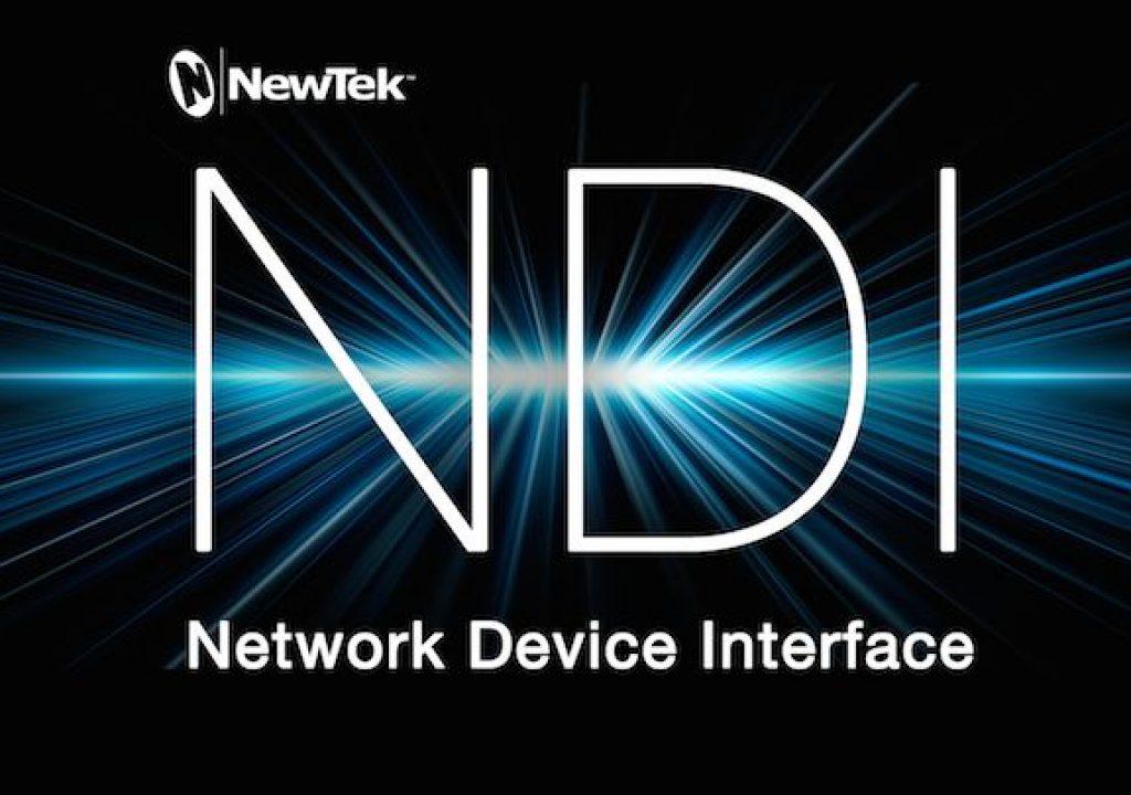 NewTek's NDI is now the <em>lingua franca</em> among broadcast brands 1