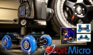 Digital Juice Releases New Orbit Micro Compact Camera Dolly