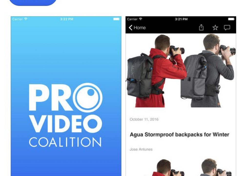 Introducing the ProVideo Coalition PVC News app for iOS and Android 9