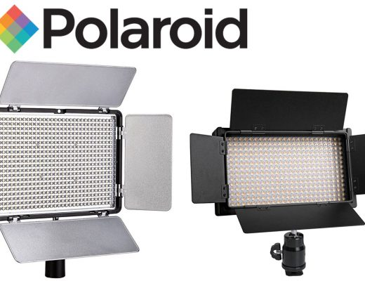 Product Review: Polaroid small portable LED production light panels 8
