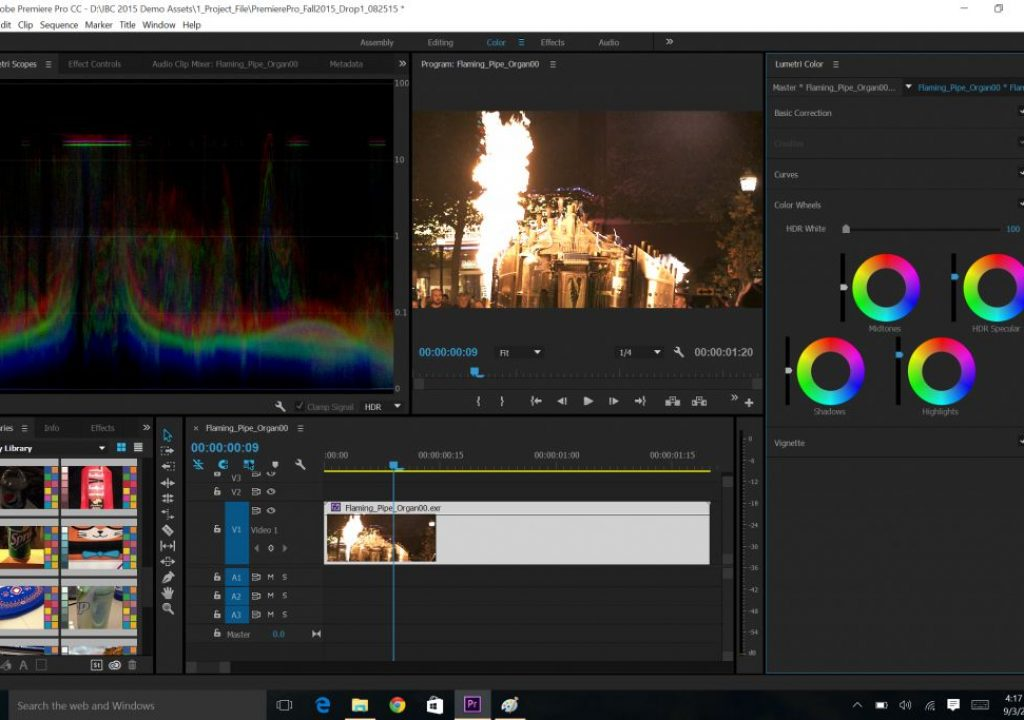 Revealing the next release of Adobe Premiere Pro CC 1