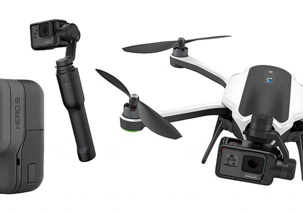GoPro's New HERO5 & Karma Hands-On! 1