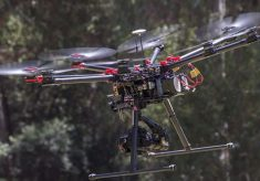 First Look: DJI S1000 Octocopter with EOS 5D MKIII